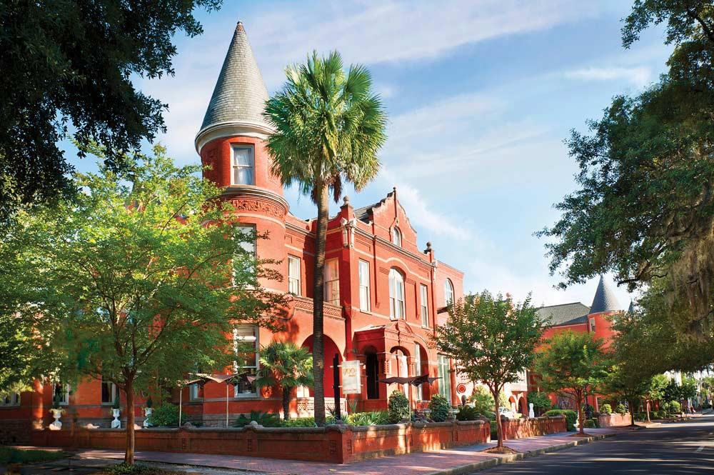 The Mansion on Forsyth Park in Savannah