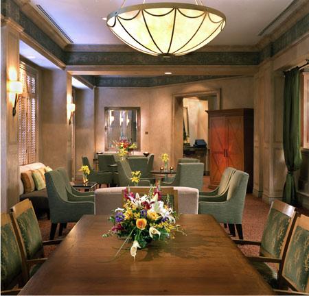 Lower level Tuscany Restaurant