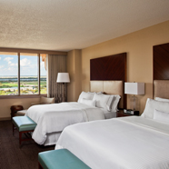 Double Guestroom atThe Westin Savannah Harbor Golf Resort and SpaGA