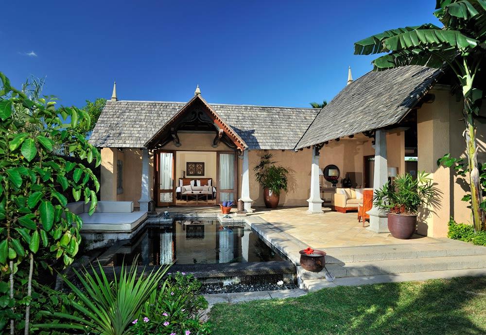 Garden Suite Villa at Maradiva Villas Resort and Spa, Mauritius