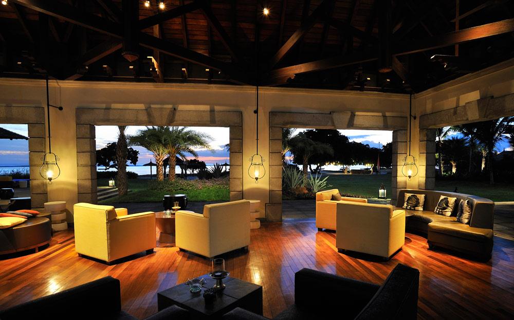 Enjoy a Refreshing Drink at Breakers Bar, Maradiva Villas Resort and Spa, Mauritius