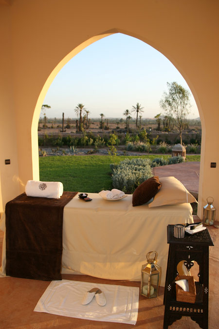 Octogone EarthTerre Resort and Spa Marrakech