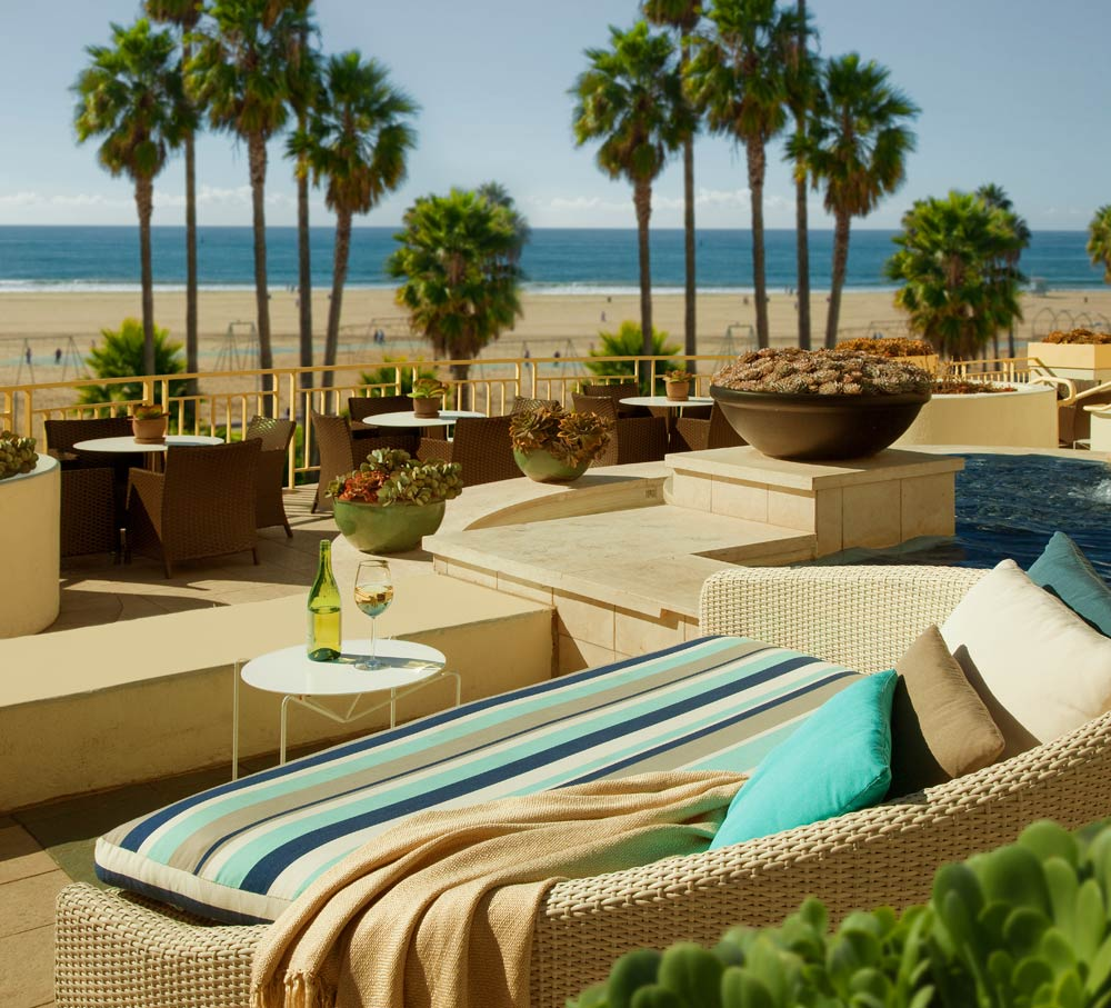 Loews Santa Monica Beach HotelCA