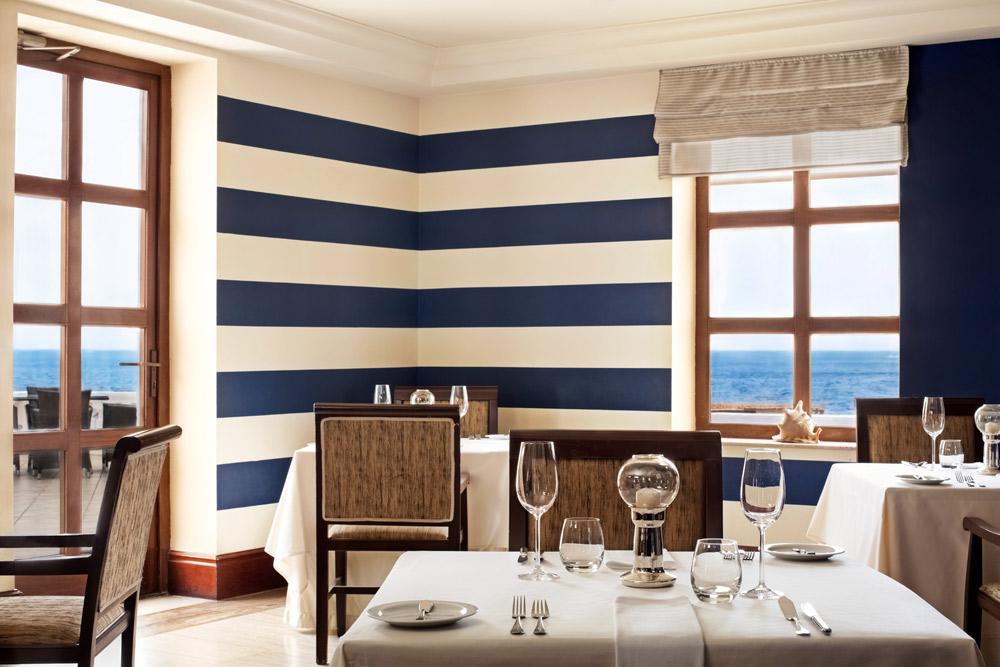 Quadro Restaurant at Westin Dragonara Resort Malta