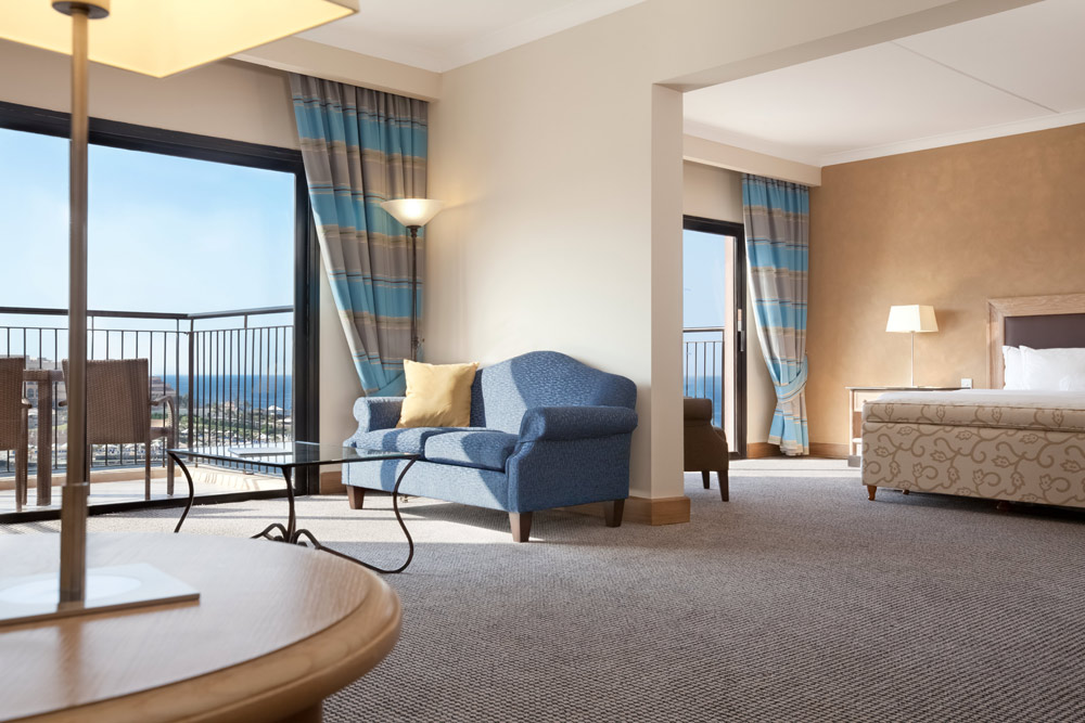 Executive Suite at Westin Dragonara Resort Malta