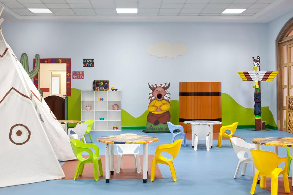 Kids Club at Westin Dragonara Resort Malta