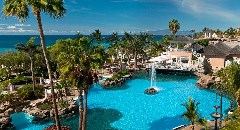 Exterior of Gran Hotel Bahia Del Duque Resort