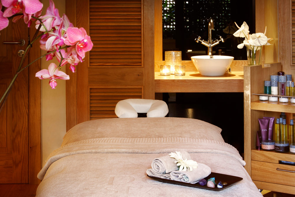 Private Spa Suite at Gran Hotel Bahia Del Duque Resort