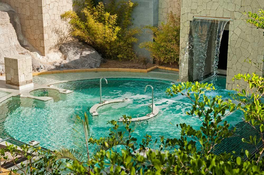 Therapy Area at Gran Hotel Bahia Del Duque Resort