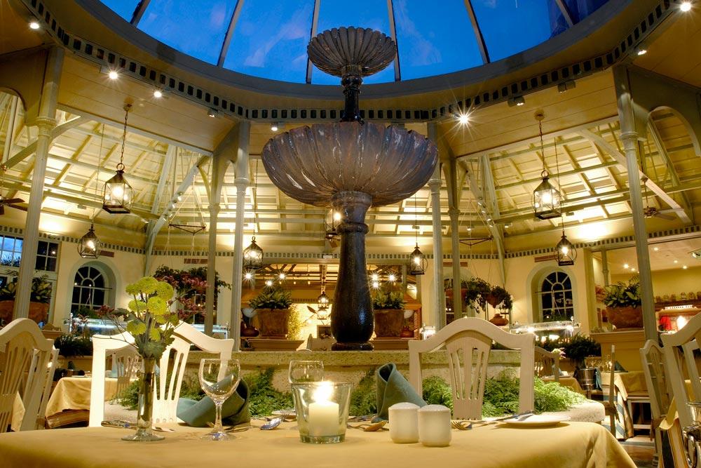 Lobby at Gran Hotel Bahia Del Duque Resort