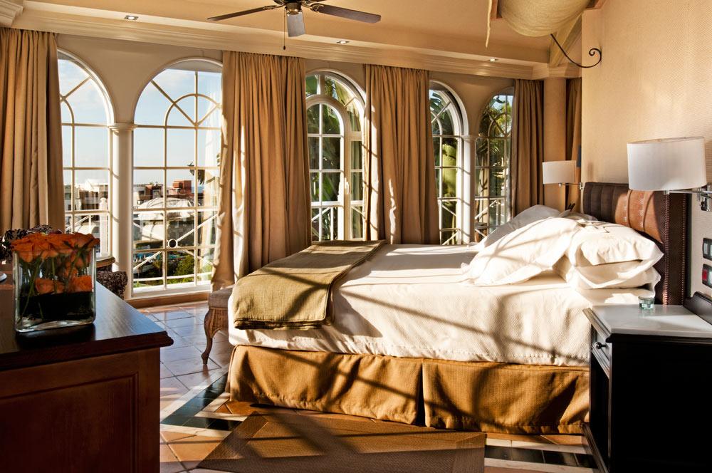Junior Suite at Gran Hotel Bahia Del Duque Resort