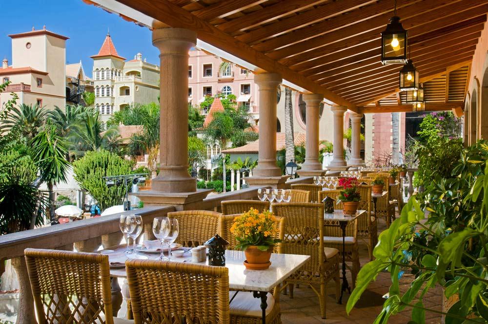 La Trattoria at Gran Hotel Bahia Del Duque Resort