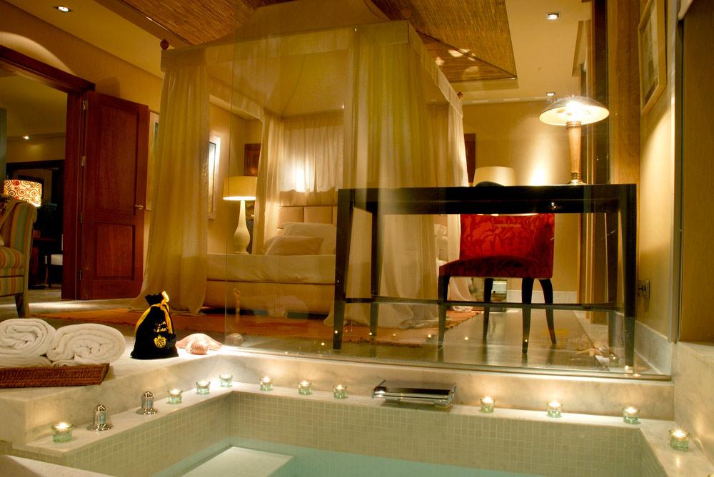 Jacuzzi at Gran Hotel Bahia Del Duque Resort