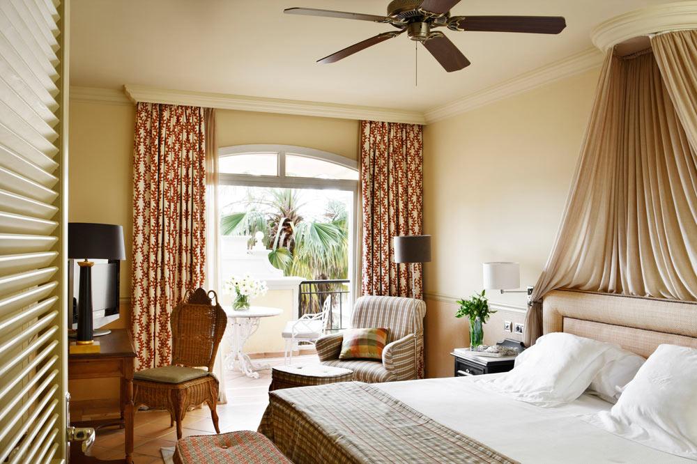 Bahia Bedroom at Gran Hotel Bahia Del Duque Resort