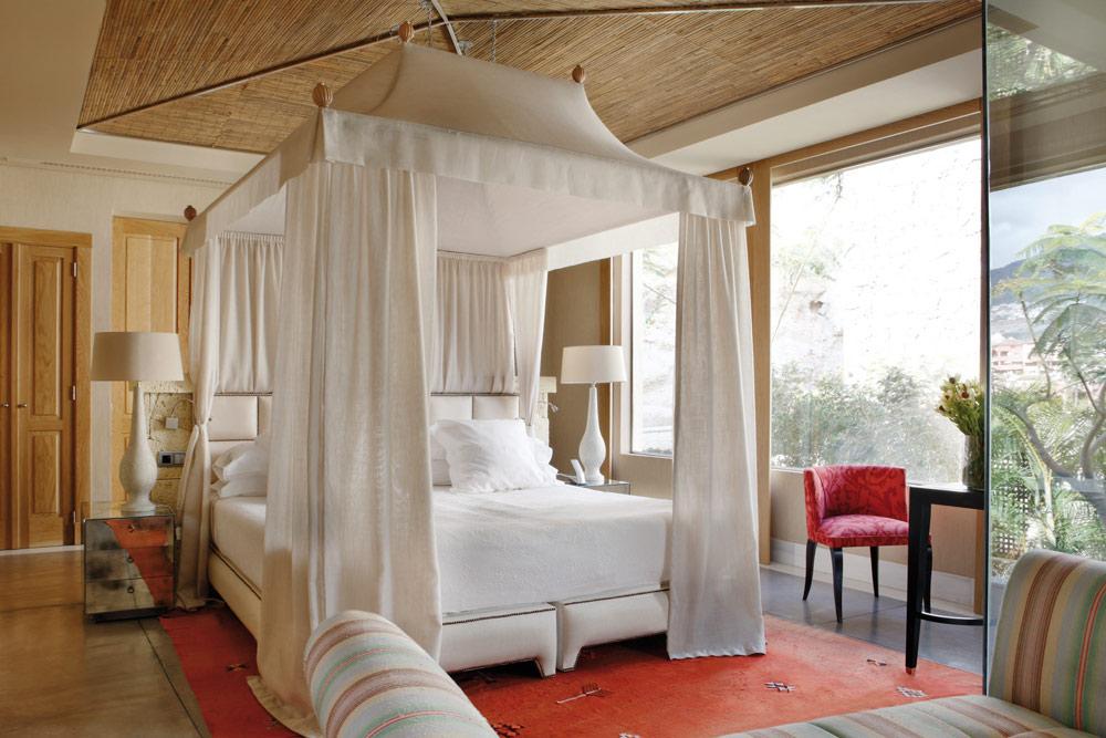 Villa Las Minosas Bedroom at Gran Hotel Bahia Del Duque Resort