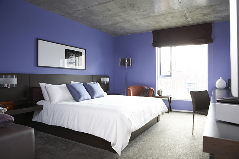 Hotel 10 Montreal Deluxe Susan Room