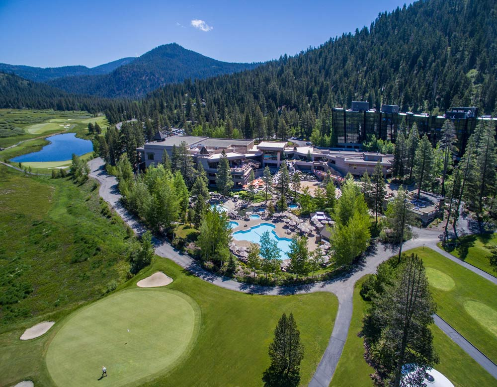 Resort at Squaw CreekCA