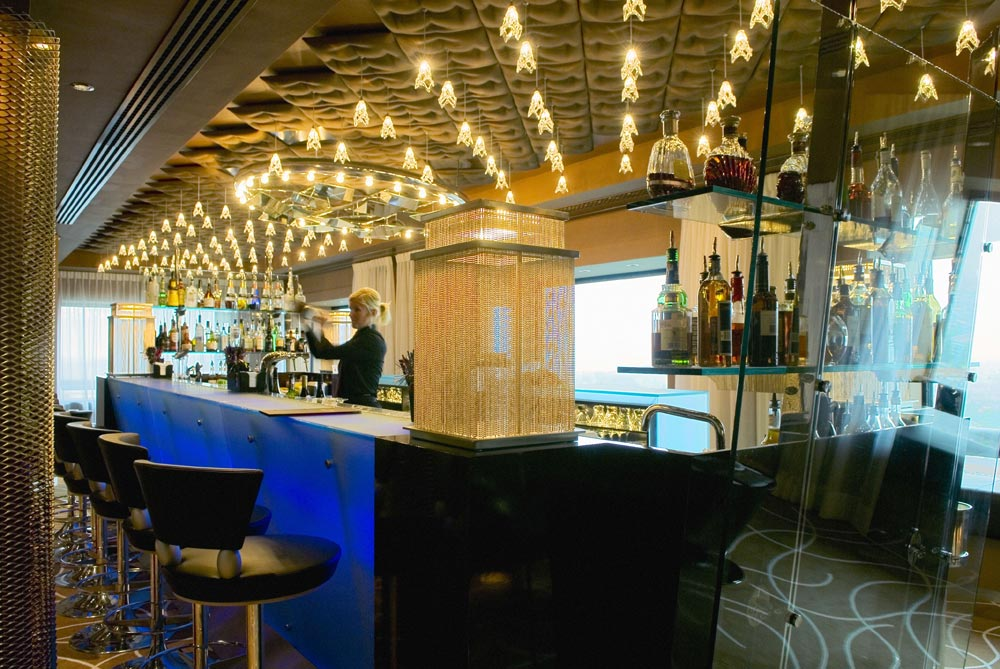 Twenty Third Bar at Hotel Okura Amsterdam