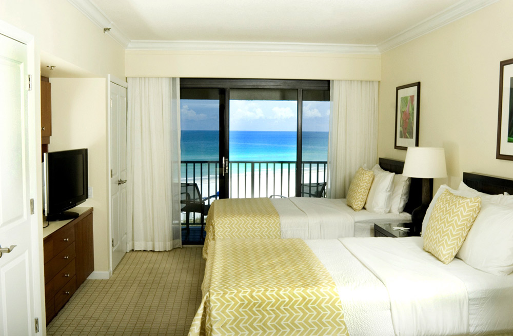 Ocean Front Guest Room at Resort at Longboat Key Club