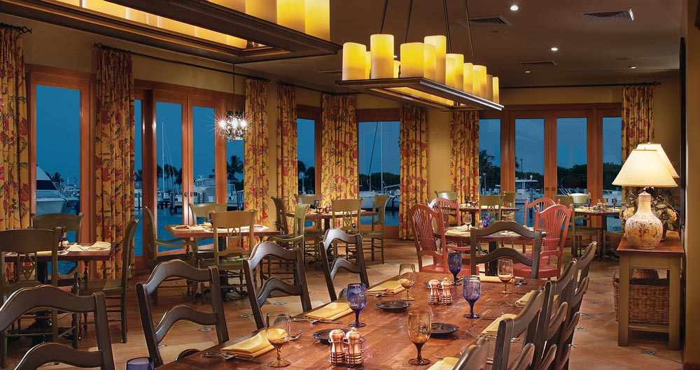 Potofino Restaurant at Resort at Longboat Key Club