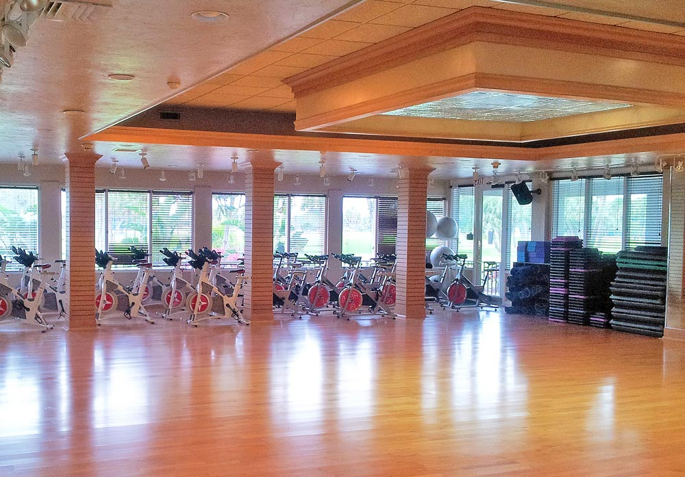 Fitness Center at Resort at Longboat Key Club
