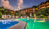 Capella Marigot Bay Resort