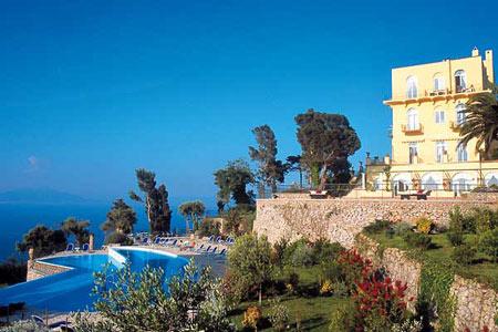 Hotel Caesar Augustus Capri Five Star Alliance
