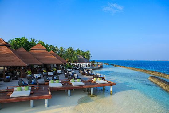 Kurumba Hotel Maldives Beach Bar