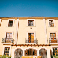 Exterior of Son Julia Country House Hotel, Llucmajor, Baleares, Spain