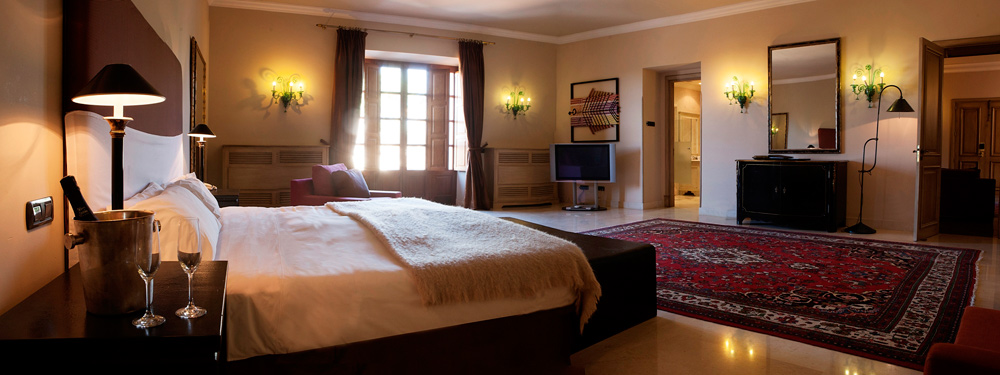 Suite at Son Julia Country House HotelBalearesSpain