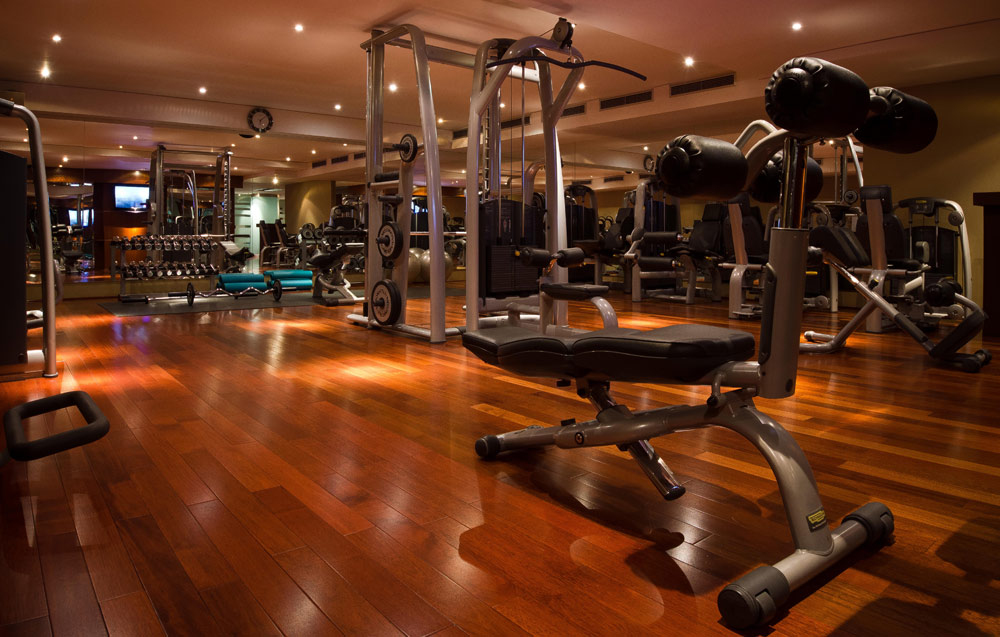 Fitness Center at Ararat Park Hyatt Moscow, Moscow, Russia