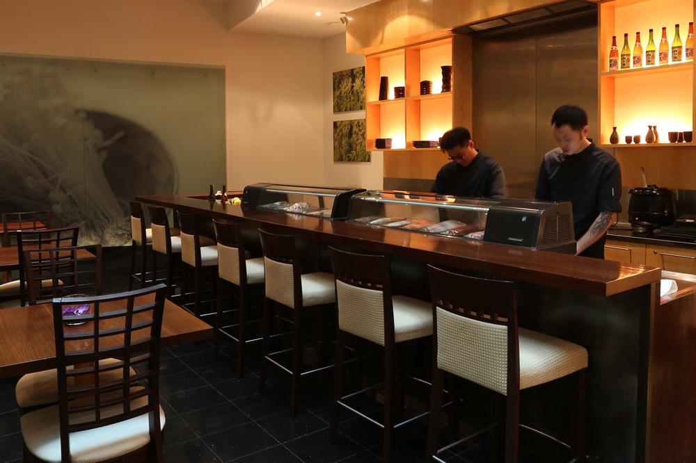 Enoki Sushi Bar at Park Hyatt Moscow, Moscow, Russia