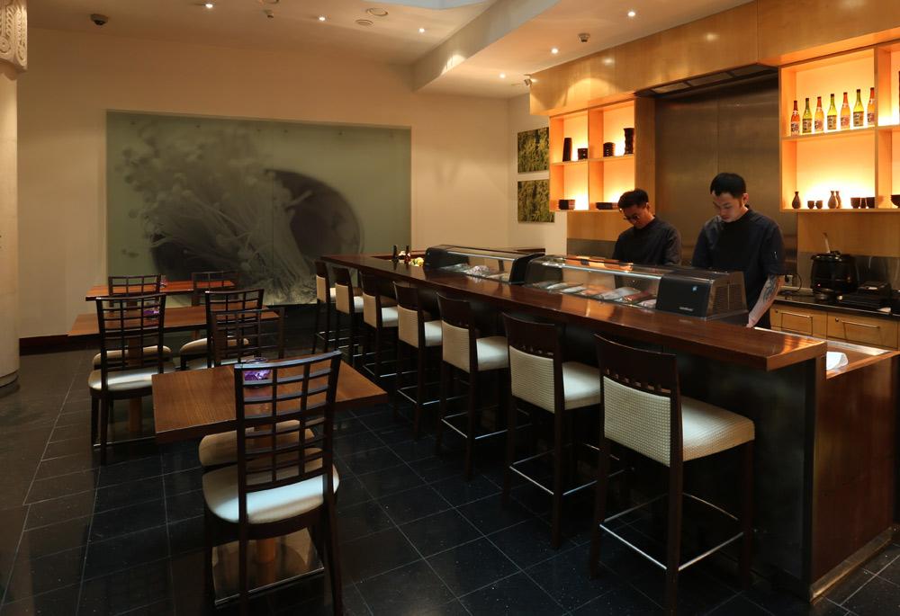 Enoki Sushi Bar at Ararat Park Hyatt Moscow, Moscow, Russia