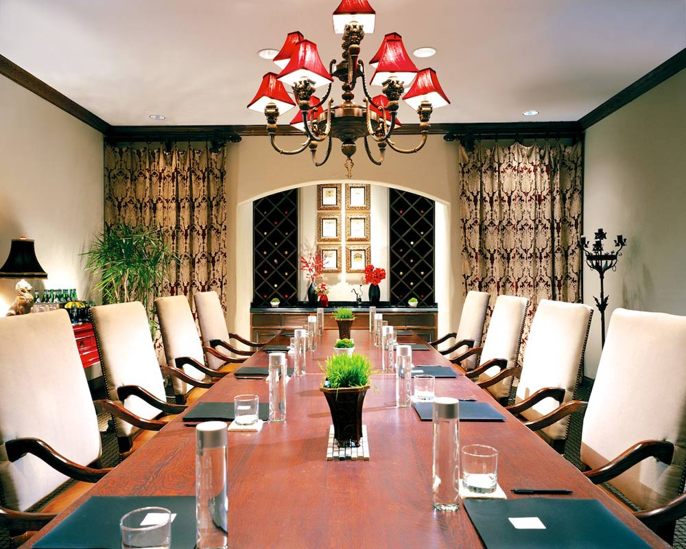 Boardroom at Hotel Zaza DallasTexas