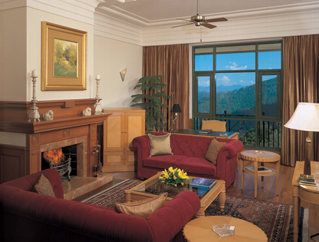 Wildflower Hall Shimla in the Himalayasan Oberoi Resort