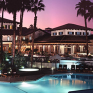 Rancho las palmas resort and spa palm springs ca five for Palm springs strip hotels