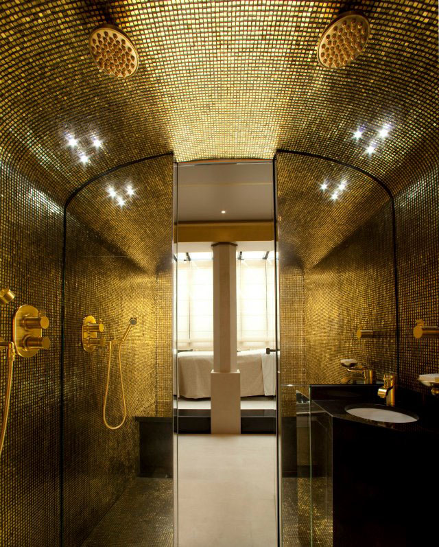 Park Hyatt Paris Vendome Presidential Suite Bathroom