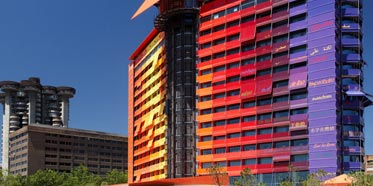 Silken Hotel Puerta America Madrid & Hotel Puerta America Madrid Madrid : Five Star Alliance