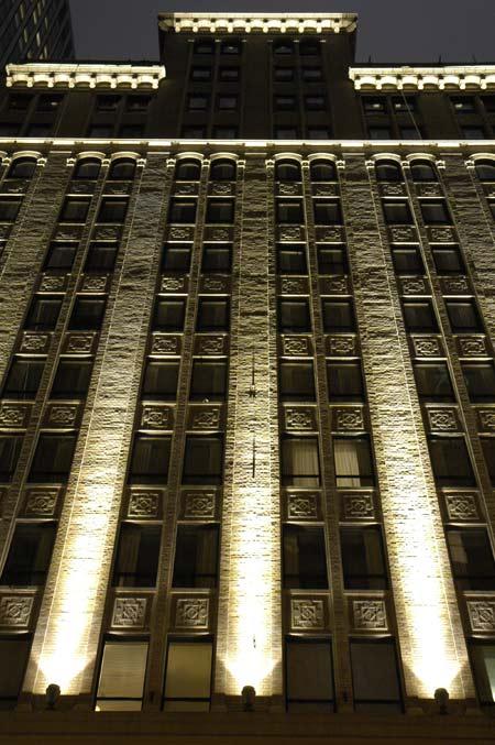 Hotel Mela New York Exterior