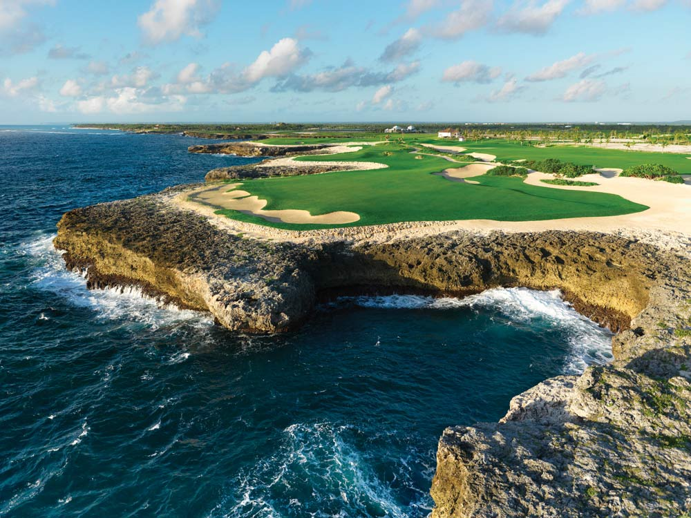 Tortuga Bay Golf Course, Punta Cana