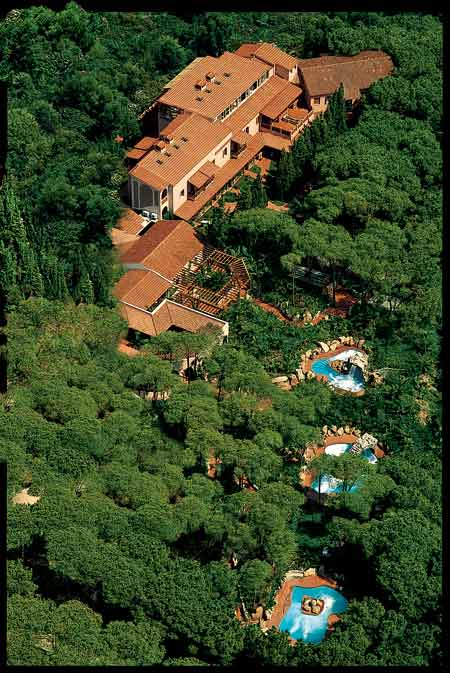 Villa del Parco Hotel and SpaForte Village