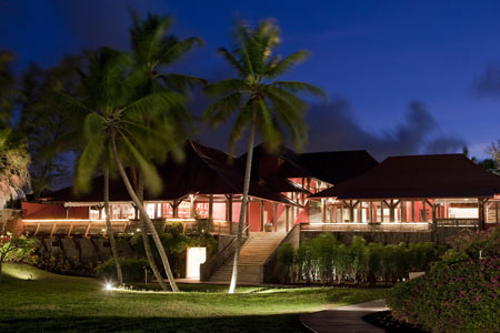 Le Cap Est Lagoon Resort and Spa