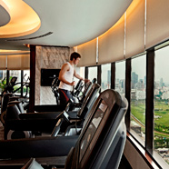 InterContinental Bangkok Infinity Fitness