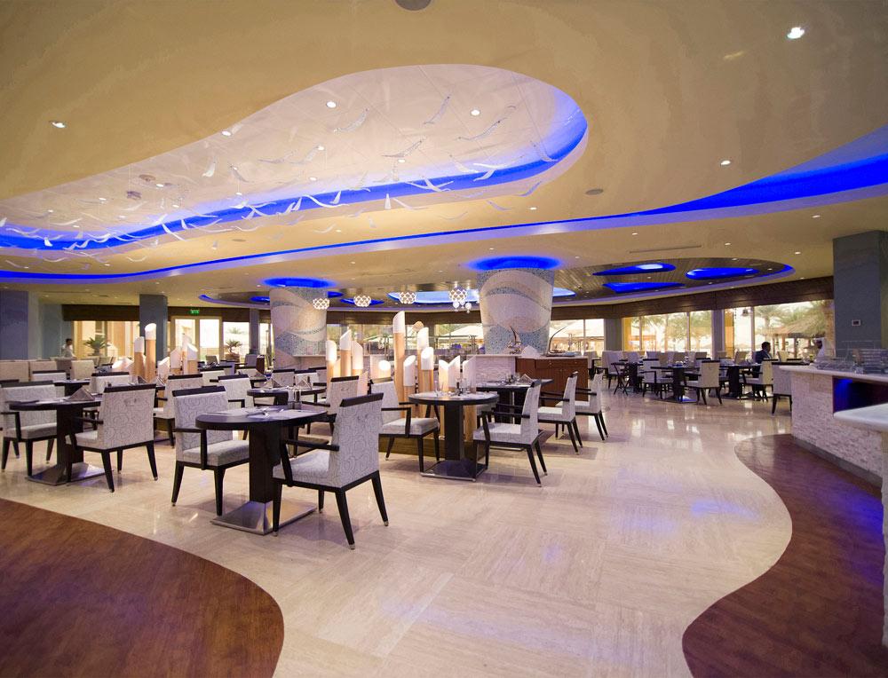 Coral Restaurant at InterContinental DohaQatar