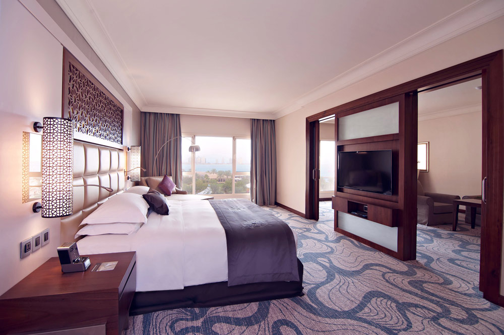 Diplomatic Suite at InterContinental DohaQatar