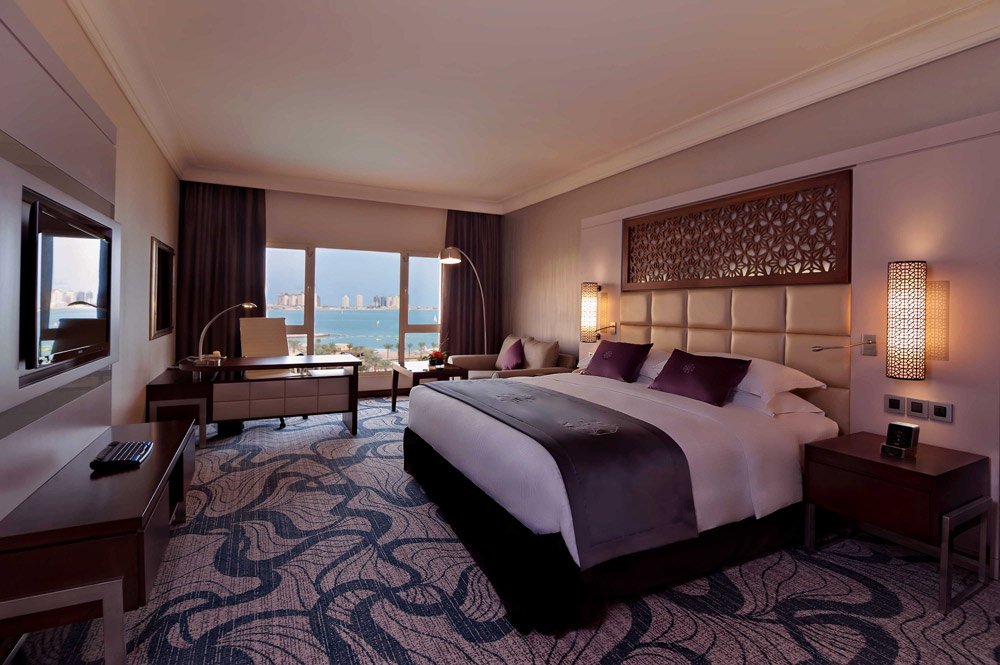 Deluxe Guest Room at InterContinental DohaQatar