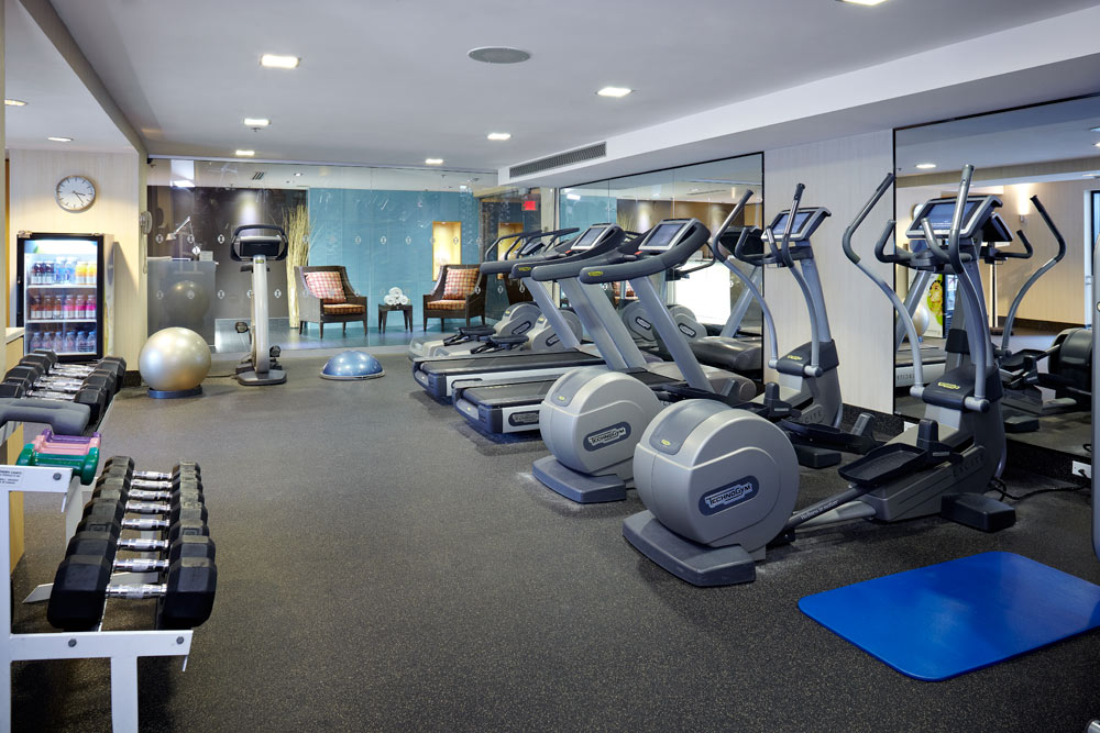 Fitness at Intercontinental Montreal