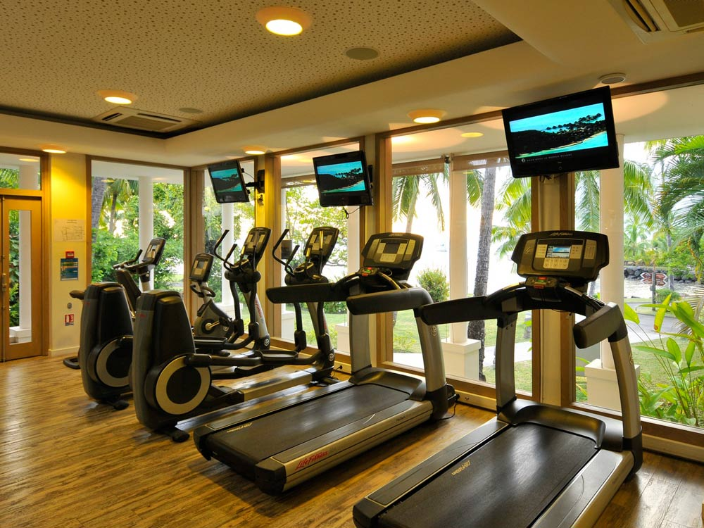 Fitness Center at InterContinental Resort TahitiPapeete