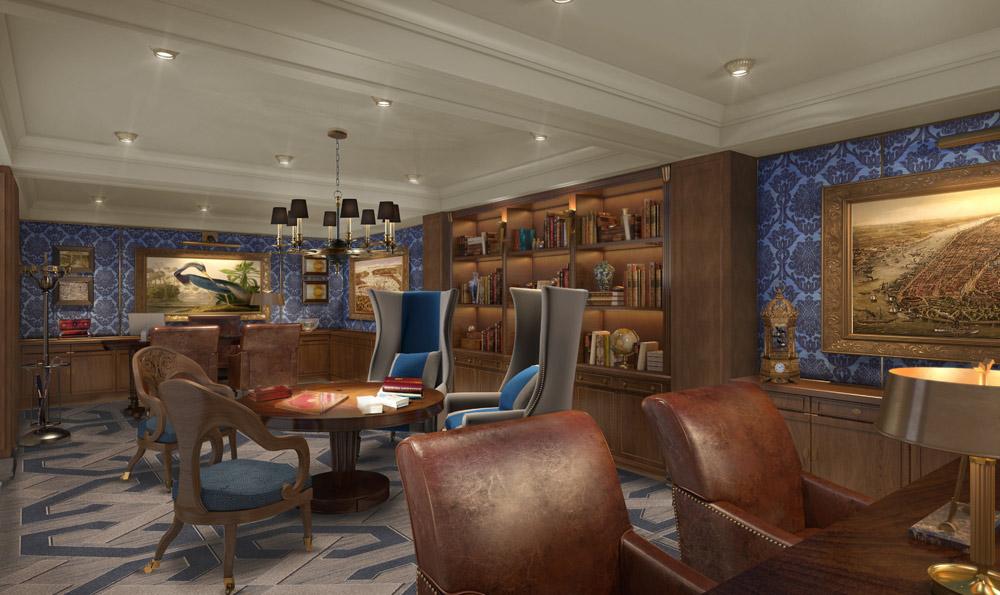Lounge at InterContinental The Barclay New York, NY