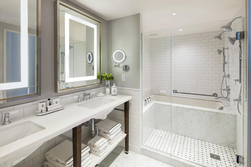 Bath at InterContinental The Barclay New York, NY